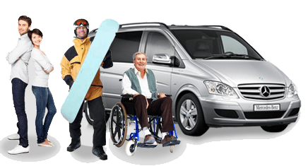 taxi particuliers